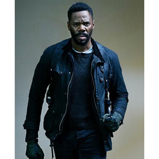 Colman Domingo Fear The Walking Dead Jacket