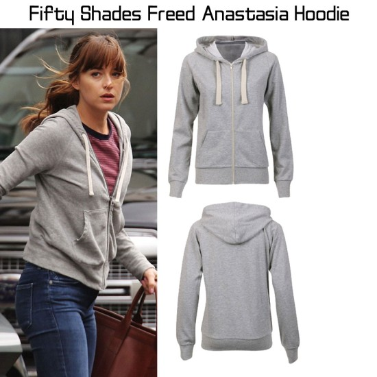 Dakota Johnson Fifty Shades Freed Hoodie