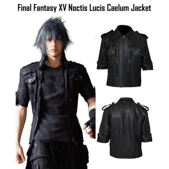 Final Fantasy 15 Game Noctis Lucis Caelum Jacket