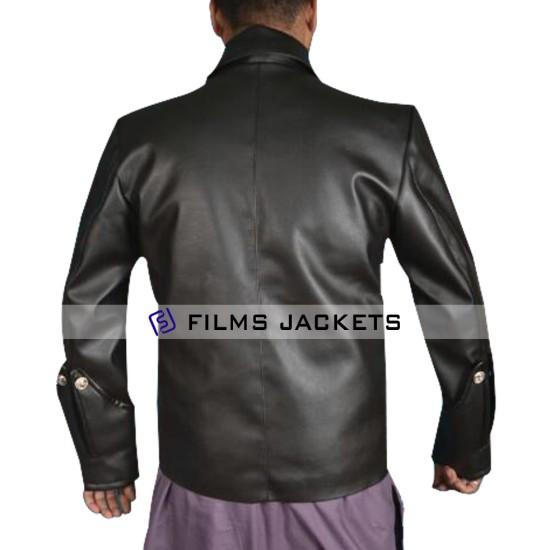 Final Fantasy XV Cor Leonis Leather Jacket