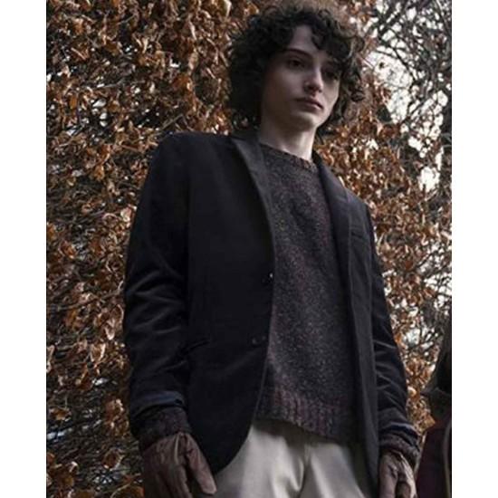 Finn Wolfhard The Turning Jacket