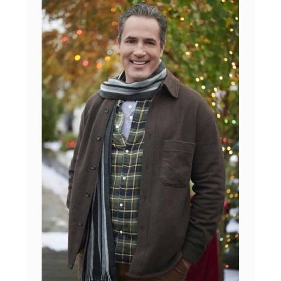 Five Star Christmas Victor Webster Wool Jacket