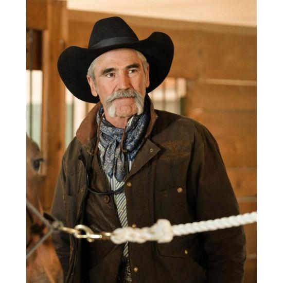 Forrie J. Smith Yellowstone Season 03 Jacket