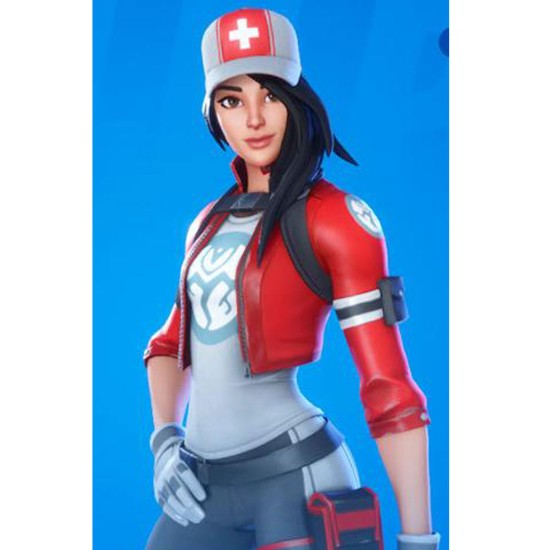 Fortnite Chapter 2 Remedy Red Jacket