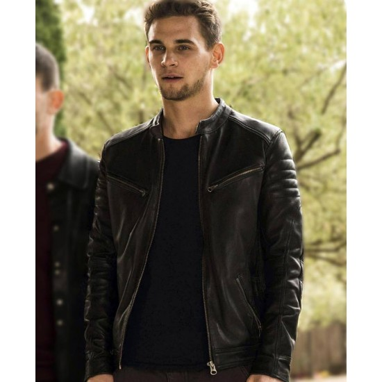 Freddie Thorp Overdrive Leather Jacket