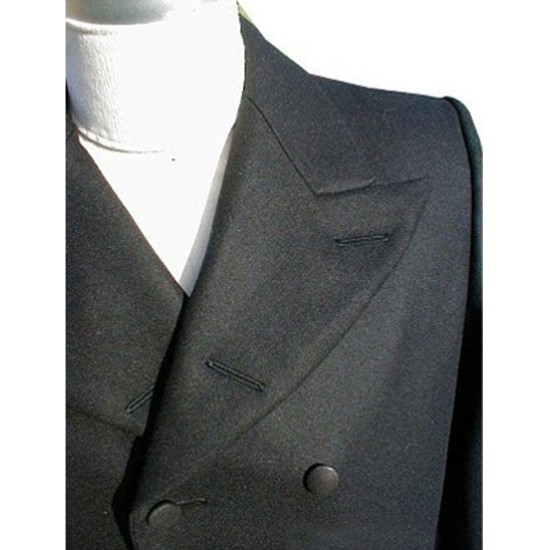 Abraham Lincoln Double Breasted Coat
