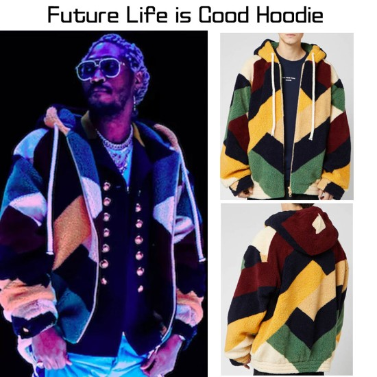 Future Life is Good Hoodie