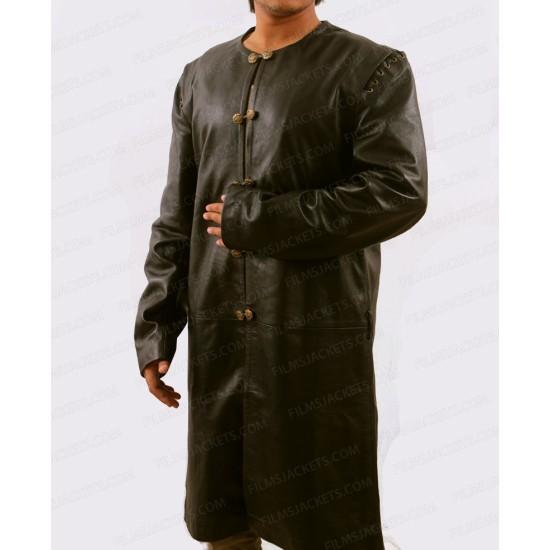 Game of Thrones Dragonstone Jaime Lannister Leather Jacket