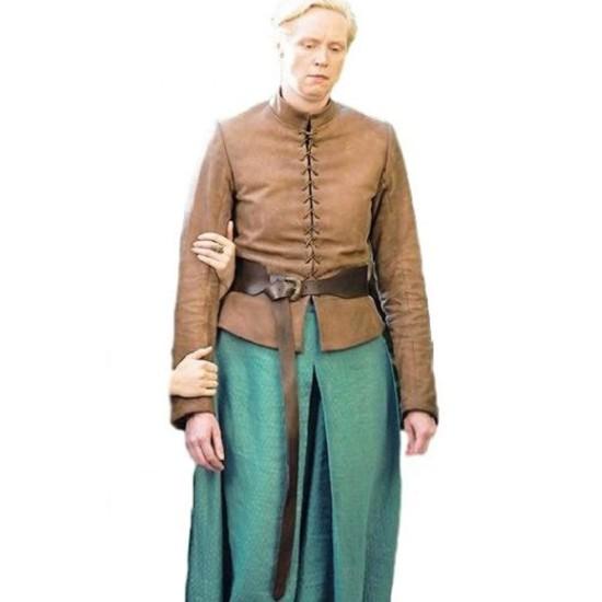 Game of Thrones Gwendoline Christie Jacket