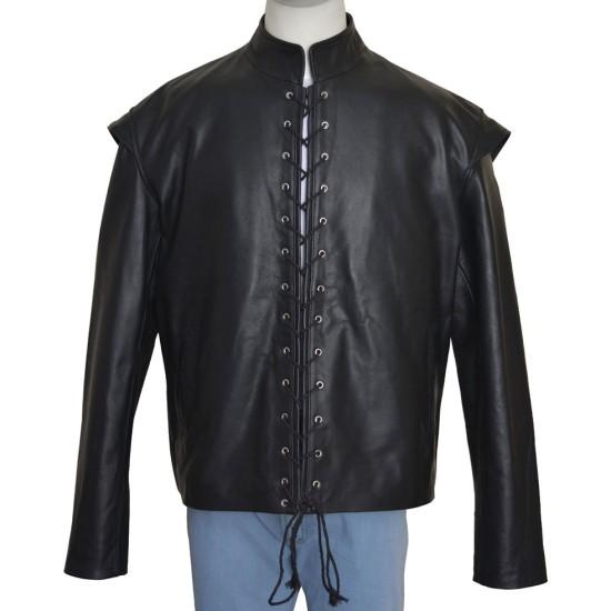 Jon Snow Game of Thrones Leather Jacket