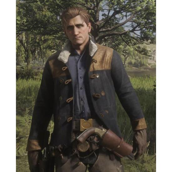 Hartman Red Dead Redemption 2 Jacket