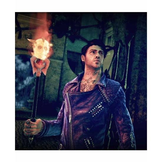 Garcia Hotspur Shadows of The Damned Purple Jacket