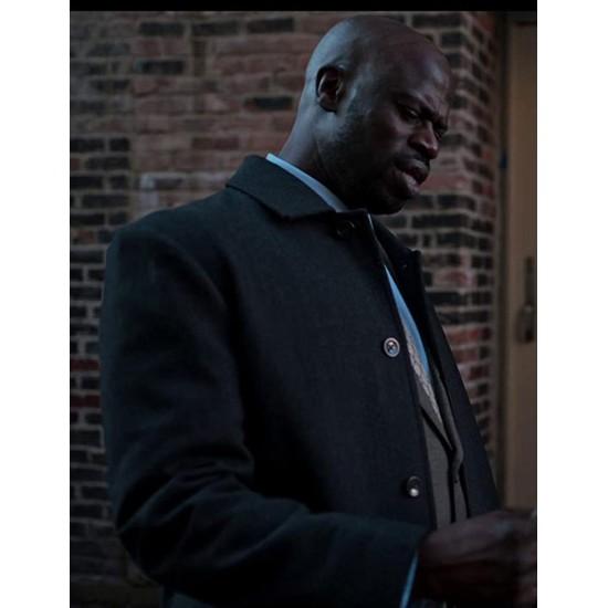 Garfield Wilson Dangerous Lies Black Coat