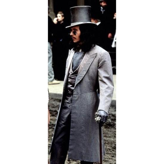 Gary Oldman Dracula Bram Stoker Trench Coat