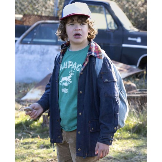 Stranger Things Dustin Henderson Jacket