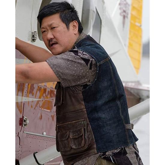 Gemini Man Film Benedict Wong Vest