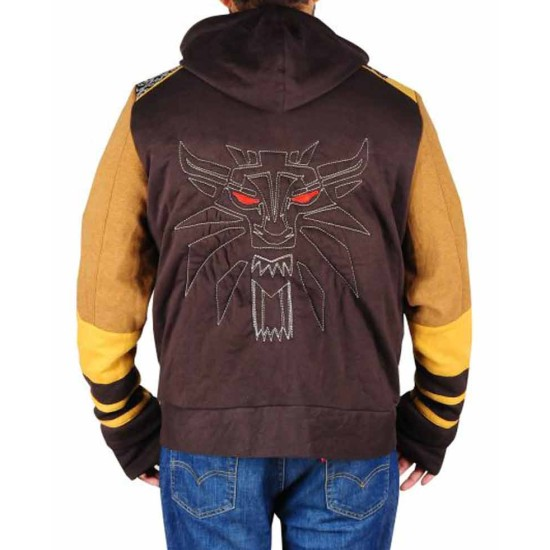 Geralt Armor The Witcher Hoodie