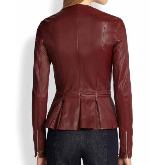 Get Away with Murder Viola Davis Peplum Jacket