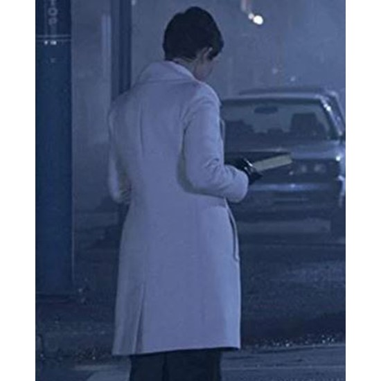 Ginnifer Goodwin Once Upon a Time White Coat