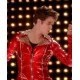 Glee S04 Blaine Anderson Leather Jacket
