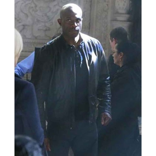 Glynn Turman How to Get Away with Murder Black Leather Jacket