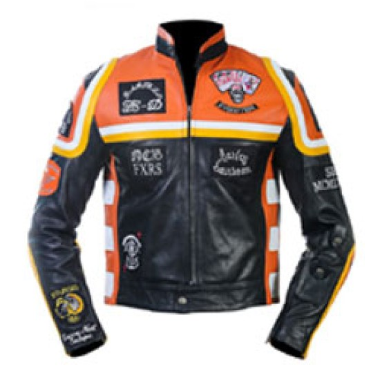 Harley Davidson and The Man Leather Jacket