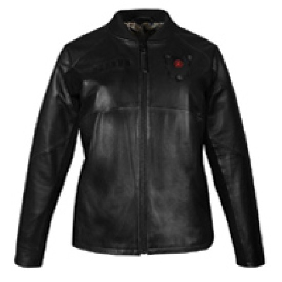 Tie Fighter Pilot Star Wars Imperial Leather Jacket