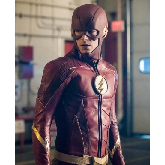 Flash Season 4 Jacket