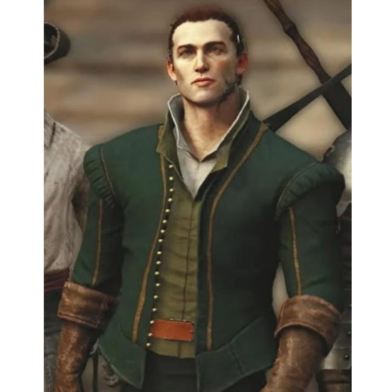 Greedfall Vasco Cotton Jacket