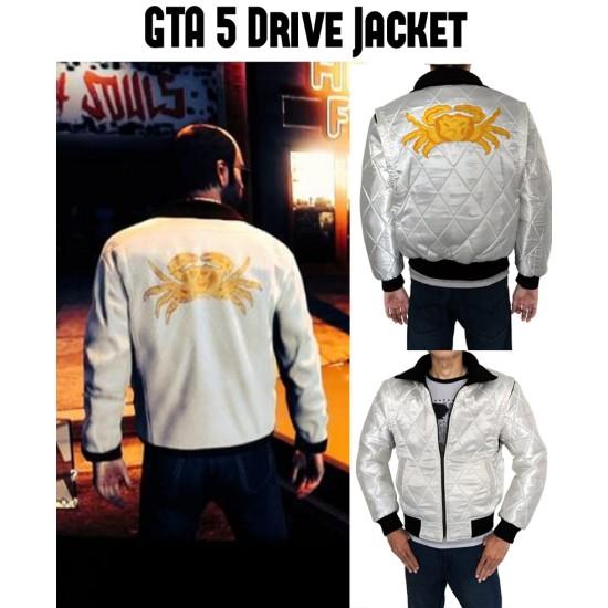 GTA V Drive Jacket