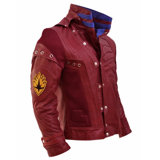 Guardians of The Galaxy Peter Quill Jacket