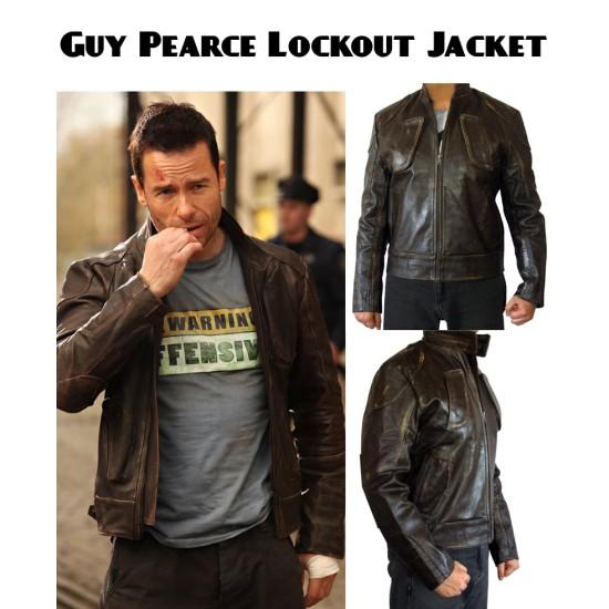 Guy Pearce Lockout Jacket