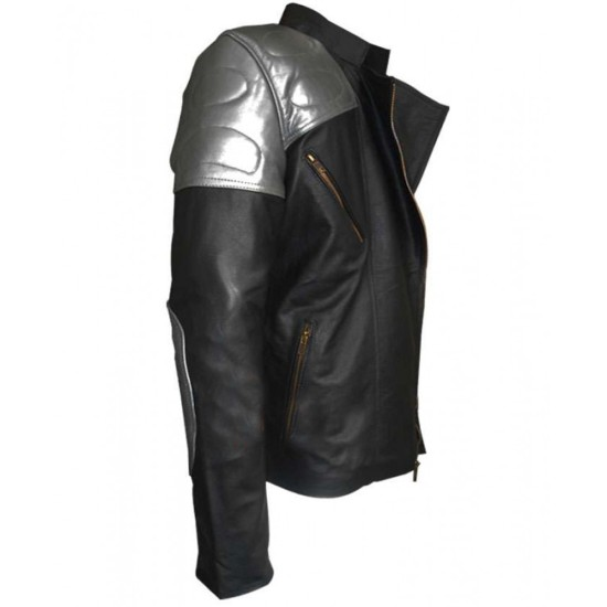 Dade Murphy Hackers Leather Jacket
