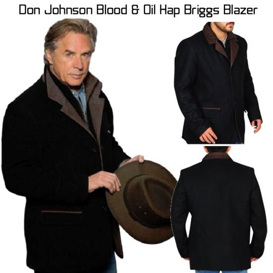 Don Johnson Blood & Oil Hap Briggs Blazer