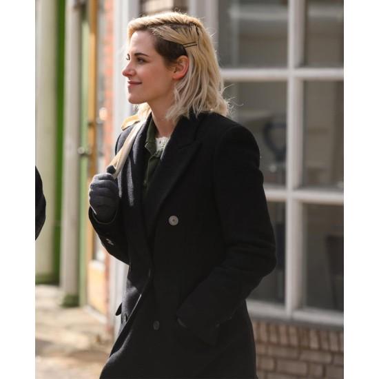 Abby Happiest Season Wool Coat