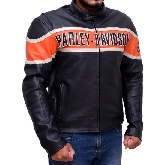 Harley Davidson Victory Leather Jacket