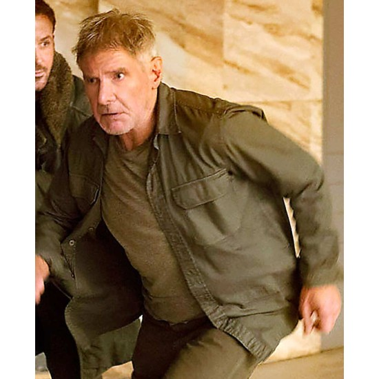 Blade Runner 2049 Harrison Ford Shirt