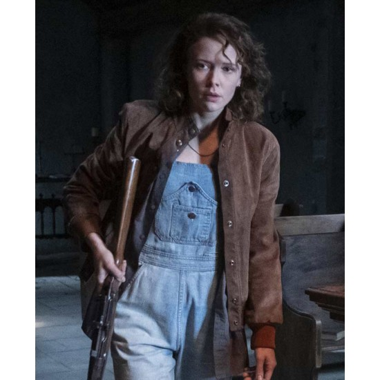 Amelia Eve The Haunting of Bly Manor Jacket
