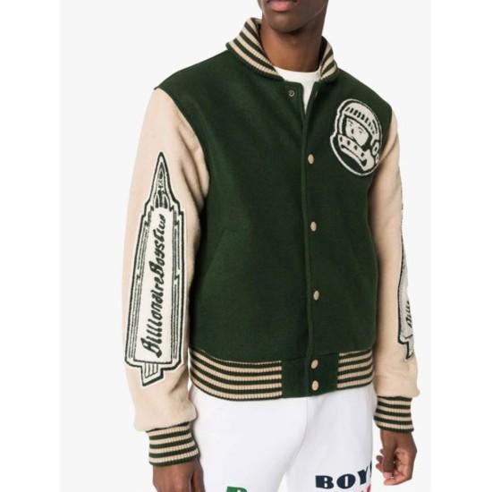 Astro Billionaire Boys Club Varsity Jacket