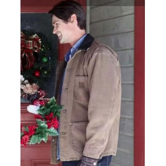 Heart of The Holidays Corey Sevier Cotton Jacket