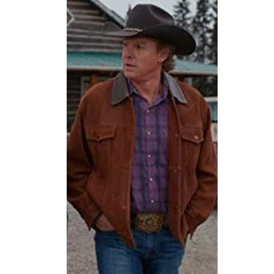 Heartland Chris Potter Jacket