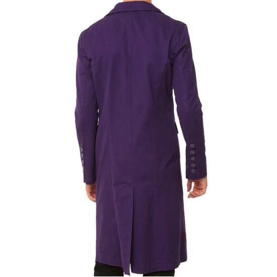 Joker The Dark Knight Movie Heath Ledger Coat