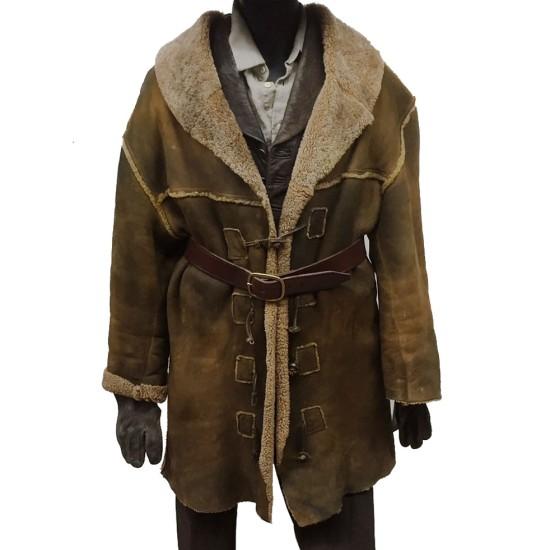Cullen Bohannon Hell on Wheels Coat