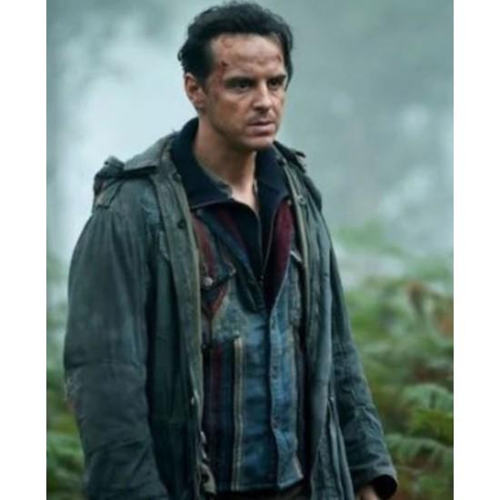 Andrew Scott His Dark Materials S02 Cotton Jacket