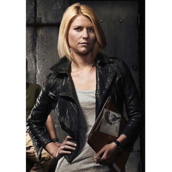 Carrie Mathison Homeland Claire Danes Jacket