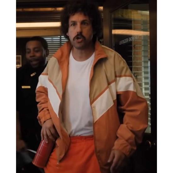 Adam Sandler Hubie Halloween Orange Jacket