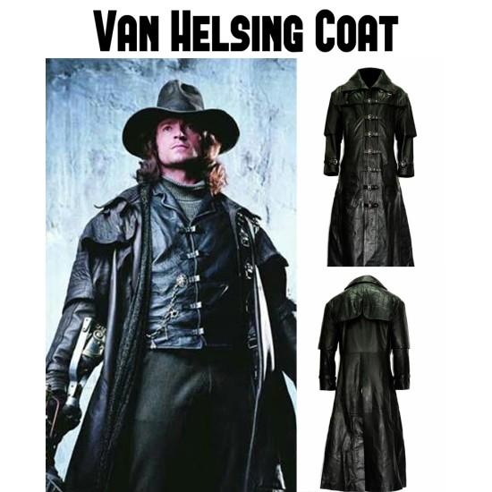 Hugh Jackman Van Helsing Coat