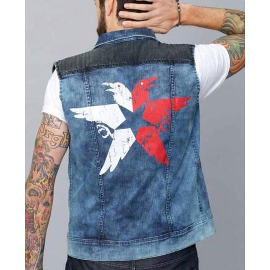 Delsin Rowe Infamous Hoodie with Vest