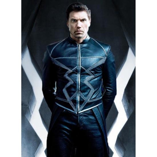 Black Bolt Inhumans Coat