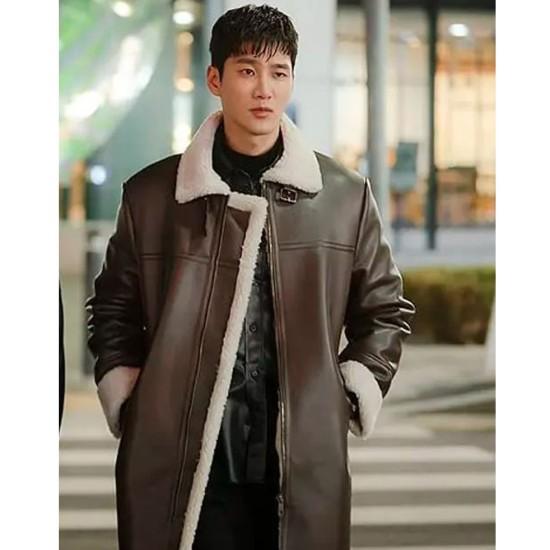 Ahn Bo-Hyun Itaewon Class Coat